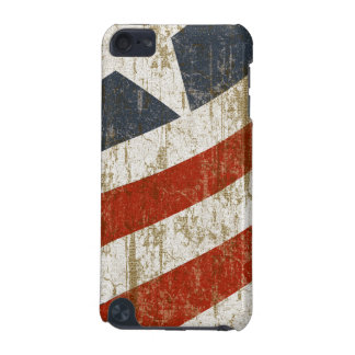 Vintage Faded American iPod Touch 5G Cases
