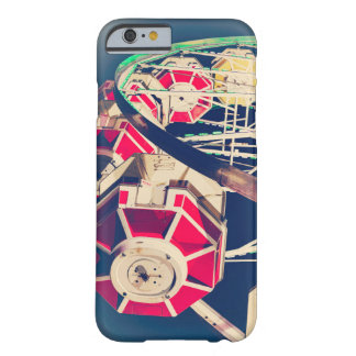 Vintage Fair Ferris Wheel Barely There iPhone 6 Case