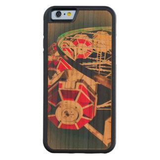 Vintage Fair Ferris Wheel Carved® Cherry iPhone 6 Bumper