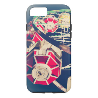 Vintage Fair Ferris Wheel iPhone 7 Case