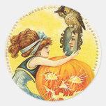 vintage faires stickers