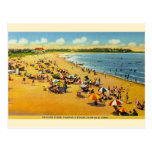Vintage Fairfield Beach Connecticut Postcard