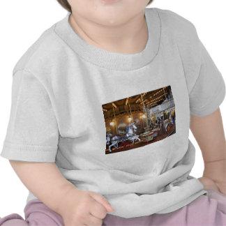 Vintage Fairground Carousel Shirts