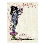 Vintage Fairy Customizable Postcard