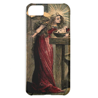 Vintage Fairy Godmother Cover For iPhone 5C