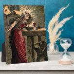 Vintage Fairy Godmother Display Plaque