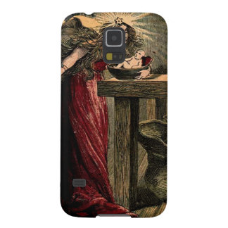 Vintage Fairy Godmother Galaxy S5 Cover