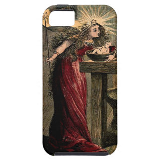 Vintage Fairy Godmother iPhone SE/5/5s Case