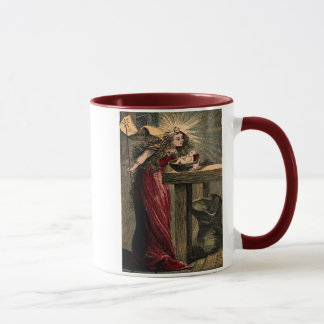 Vintage Fairy Godmother Mug