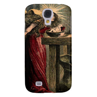 Vintage Fairy Godmother Samsung Galaxy S4 Case