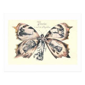 Vintage Fairy Postcard