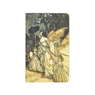 +{ Vintage Fairy Queen }+ Journal
