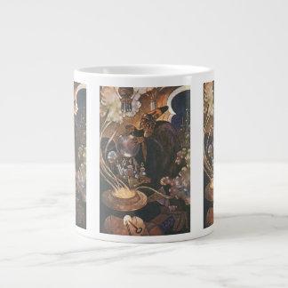 Vintage Fairy Tale, Aladdin and the Magic Lamp Jumbo Mugs