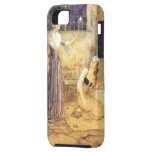 Vintage Fairy Tale, Cinderella and Fairy Godmother Cover For iPhone 5/5S