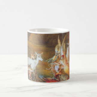 Vintage Fairy Tale, Enchanted Forest by Fitzgerald Coffee Mug
