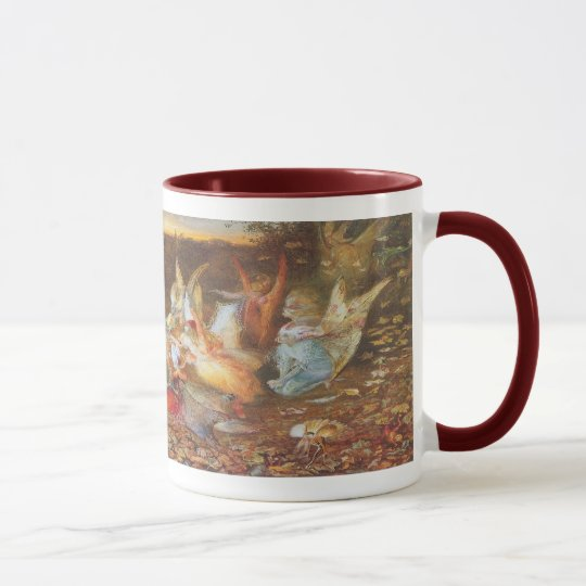 Vintage Fairy Tale, Enchanted Forest by Fitzgerald Mug
