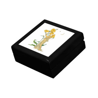 Vintage Fairy Tale, Evening Primrose, Walter Crane Keepsake Box