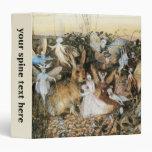 Vintage Fairy Tale Fairy Twilight, John Fitzgerald Binders