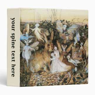 Vintage Fairy Tale Fairy Twilight, John Fitzgerald Binder