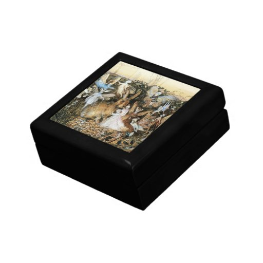 Vintage Fairy Tale Fairy Twilight, John Fitzgerald Gift Box