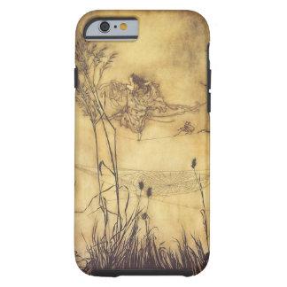 Vintage Fairy Tale, Fairy's Tightrope by Rackham Tough iPhone 6 Case