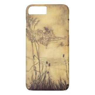 Vintage Fairy Tale, Fairy's Tightrope by Rackham iPhone 8 Plus/7 Plus Case