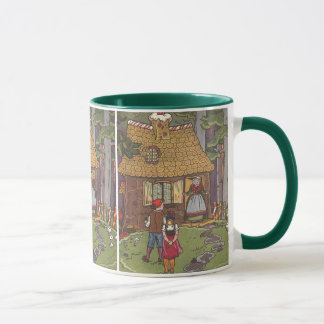 Vintage Fairy Tale, Hansel and Gretel by Hauman Mug