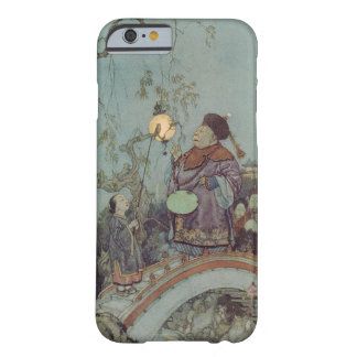 Vintage Fairy Tale, Nightingale by Edmund Dulac Barely There iPhone 6 Case
