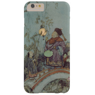 Vintage Fairy Tale, Nightingale by Edmund Dulac Barely There iPhone 6 Plus Case