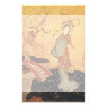 Vintage Fairy Tale Princess Badoura, Edmund Dulac Customized Stationery