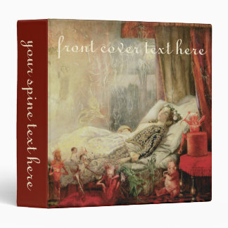 Vintage Fairy Tale, Stuff that Dreams Are Made of 3 Ring Binders