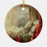 Vintage Fairy Tale, Stuff that Dreams Are Made of Christmas Tree Ornament