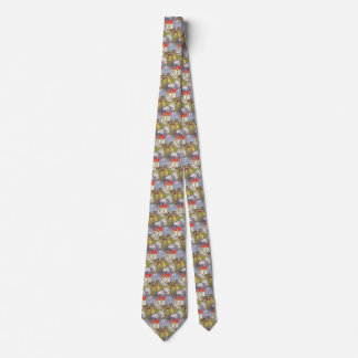 Vintage Fairy Tale, The Ugly Duckling by Hauman Neck Tie