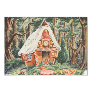Vintage Fairy Tales, Change of Address Card
