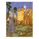Vintage Fairy Tales, Cinderella, Fairy Godmother Postcards