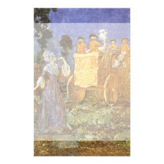 Vintage Fairy Tales, Cinderella, Fairy Godmother Stationery