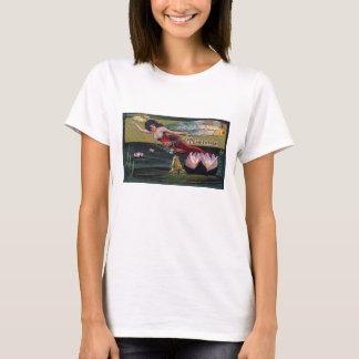 """Vintage Fairy """"Temptation"""" T-Shirt"""
