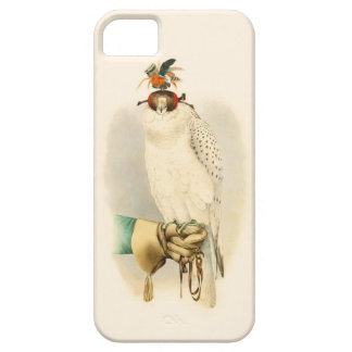 Vintage Falcon Image iPhone Cover iPhone 5 Covers