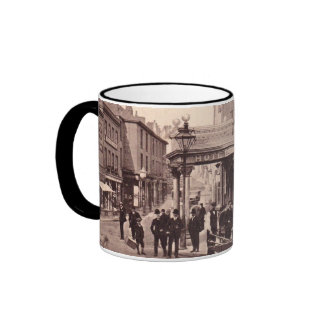 Vintage Falmouth coffee mug
