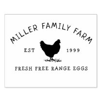 Vintage Family Farm | Egg Carton Stamp