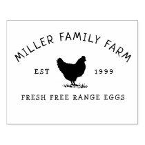 Vintage Family Farm | Egg Carton Stamp
