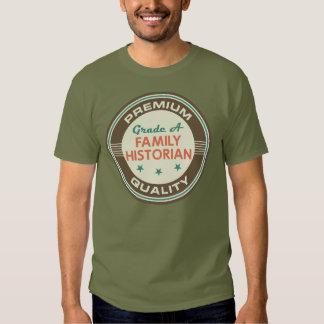 Vintage Family Historian Funny T-Shirt