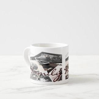 Vintage Family Photographs Espresso Cup