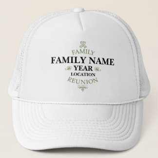 Vintage Family Reunion Hat