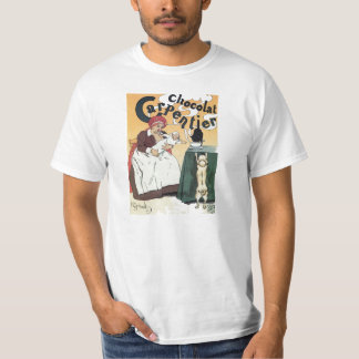 Vintage famous French cocoa advertisement Tee Shirts