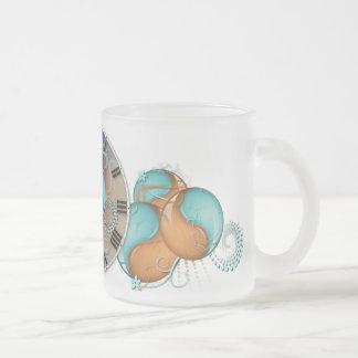 Vintage Fantasy Yin Yang Coffee Mugs