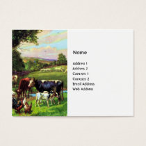 Vintage Farm Business Card