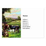 Vintage Farm Business Card Templates