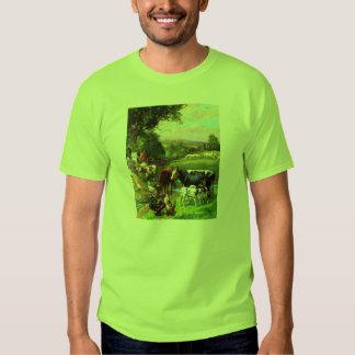 Vintage Farm Tee Shirt