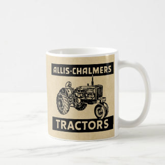Vintage Farm Tractor Coffee Mug